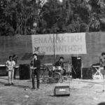 1985 Lefki Symphonia Live At Enallaktiki Sinantisi - photo by Giorgos Nikolaidis