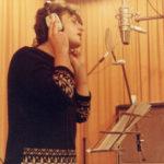 1985 Lefki Symphonia Recording Mistiki Kipi - photo by Giorgos Nikolaidis