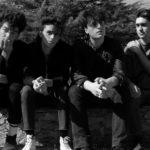 1986 Lefki Symphonia 1st Album Photo Session – photo by Giorgos Nikolaidis