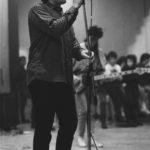 1985 Lefki Symphonia Live At Politechnioupoli Zografou - photo by Giorgos Nikolaidis