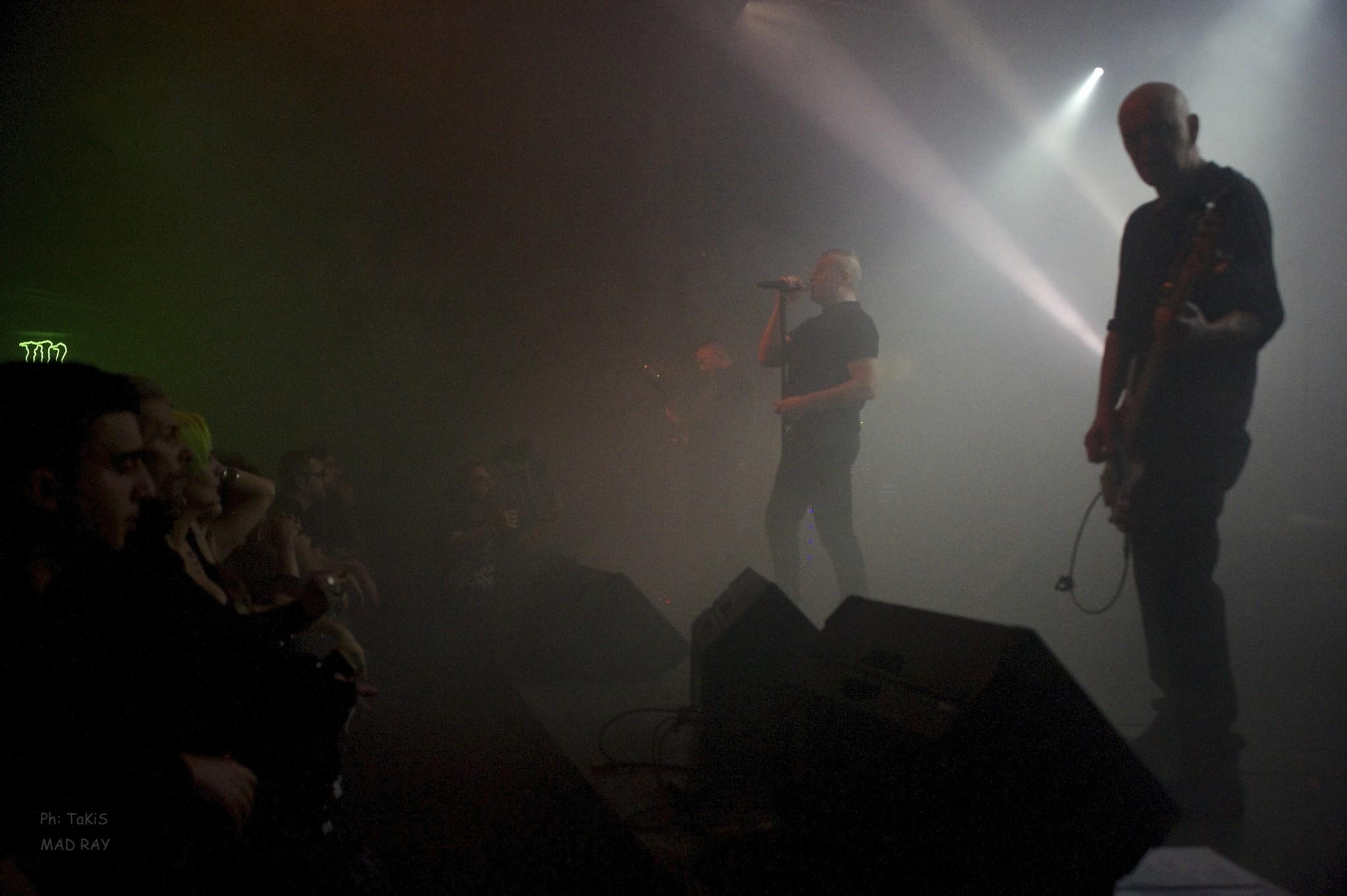 Lefki Symphonia Live At Gagarin 205 Athens 7.12.2018 photos by Takis Kyriakoylakos